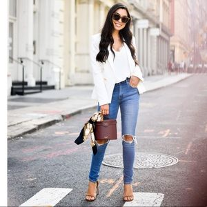 Levi's Jeans - Levi's high rise skinny jeans!